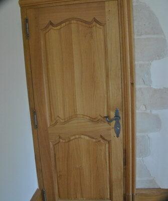 Menuisier près de Bayeux (portes)